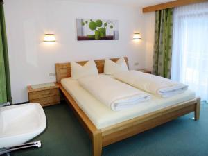 Haus Alpenrose 185W, Appartamenti  Kappl - big - 10