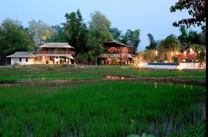 The Puka Boutique Resort, Üdülőtelepek  Szankampheng - big - 1