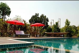 The Puka Boutique Resort, Üdülőtelepek  Szankampheng - big - 61