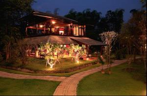 The Puka Boutique Resort, Üdülőtelepek  Szankampheng - big - 66