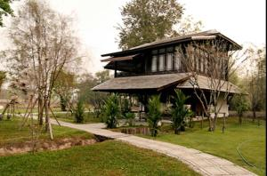 The Puka Boutique Resort, Üdülőtelepek  Szankampheng - big - 64