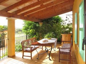 Ferienhaus Ca'n Picafort 300S, Dovolenkové domy  Santa Margalida - big - 12