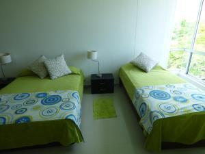 Apto 401 * Costa Azul, Ferienwohnungen  Santa Marta - big - 33