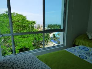 Apto 401 * Costa Azul, Ferienwohnungen  Santa Marta - big - 37