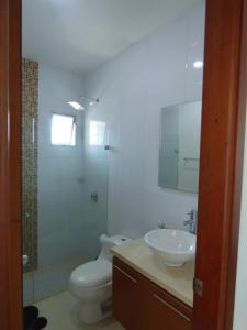 Apto 401 * Costa Azul, Ferienwohnungen  Santa Marta - big - 36