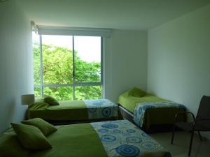 Apto 401 * Costa Azul, Ferienwohnungen  Santa Marta - big - 35