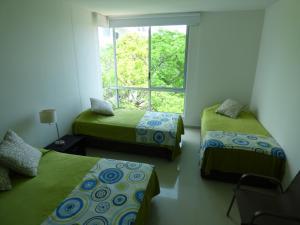 Apto 401 * Costa Azul, Ferienwohnungen  Santa Marta - big - 34