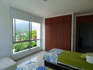 Apto 401 * Costa Azul, Ferienwohnungen  Santa Marta - big - 27