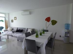 Apto 401 * Costa Azul, Ferienwohnungen  Santa Marta - big - 29