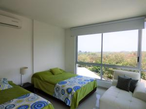 Apto 401 * Costa Azul, Ferienwohnungen  Santa Marta - big - 47