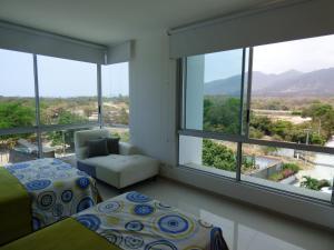 Apto 401 * Costa Azul, Ferienwohnungen  Santa Marta - big - 46