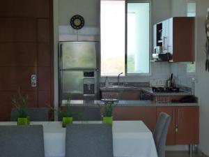 Apto 401 * Costa Azul, Ferienwohnungen  Santa Marta - big - 45