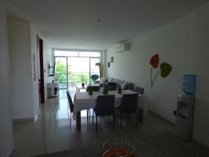 Apto 401 * Costa Azul, Ferienwohnungen  Santa Marta - big - 44