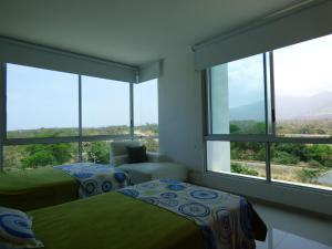 Apto 401 * Costa Azul, Ferienwohnungen  Santa Marta - big - 43