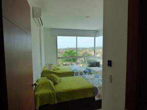 Apto 401 * Costa Azul, Ferienwohnungen  Santa Marta - big - 42