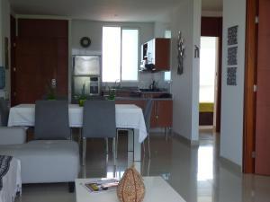 Apto 401 * Costa Azul, Ferienwohnungen  Santa Marta - big - 14