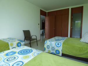 Apto 401 * Costa Azul, Ferienwohnungen  Santa Marta - big - 11
