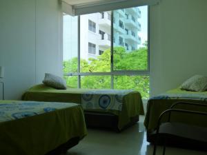 Apto 401 * Costa Azul, Ferienwohnungen  Santa Marta - big - 10