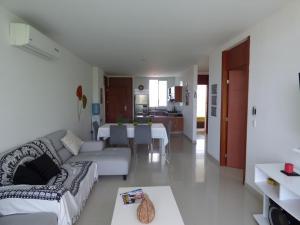 Apto 401 * Costa Azul, Ferienwohnungen  Santa Marta - big - 9