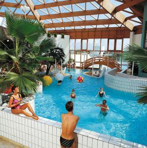 Ferienwohnung Tossens 130S, Appartamenti  Tossens - big - 2