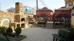 2-bedroom Apartment with a terrace, Appartamenti  Vityazevo - big - 17