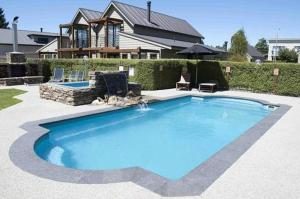 Luxury on Lansdown, Апартаменты  Ванака - big - 28
