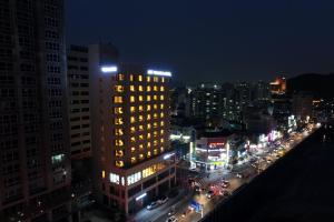 Geoje Artnouveau Suite Hotel