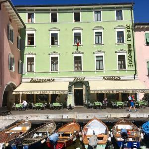 Hotel Benaco, Hotely  Nago-Torbole - big - 91