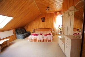 Villa Ignatyeva, Villas  Skhidnitsa - big - 45