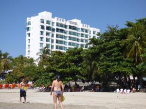 Apto 401 * Costa Azul, Ferienwohnungen  Santa Marta - big - 25