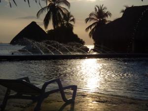 Apto 401 * Costa Azul, Ferienwohnungen  Santa Marta - big - 18