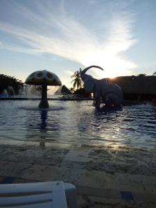 Apto 401 * Costa Azul, Ferienwohnungen  Santa Marta - big - 16