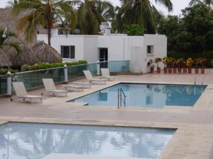 Apto 401 * Costa Azul, Ferienwohnungen  Santa Marta - big - 22