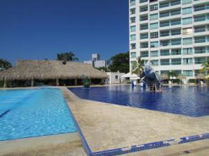 Apto 401 * Costa Azul, Ferienwohnungen  Santa Marta - big - 1