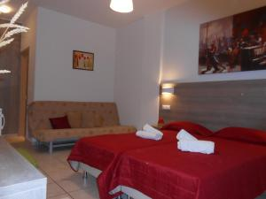 Voula Hotel & Apartments, Hotely  Hersonissos - big - 65