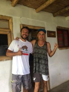 Hostal Puerto Engabao Surf Shelter, Hostels  Engabao - big - 77