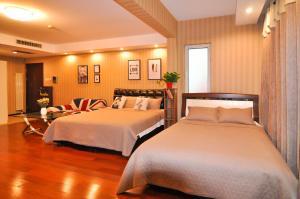 Feisuo Hotel Apartment, Апартаменты  Пекин - big - 10