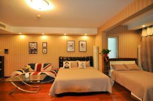 Feisuo Hotel Apartment, Апартаменты  Пекин - big - 12