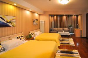 Feisuo Hotel Apartment, Апартаменты  Пекин - big - 13