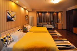 Feisuo Hotel Apartment, Апартаменты  Пекин - big - 14