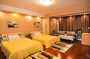 Feisuo Hotel Apartment, Апартаменты  Пекин - big - 1