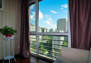Feisuo Hotel Apartment, Апартаменты  Пекин - big - 18