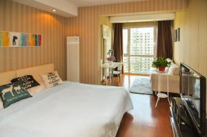 Feisuo Hotel Apartment, Апартаменты  Пекин - big - 21