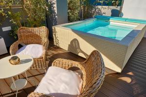Hotel Benahoare, Hotely  Los Llanos de Aridane - big - 35