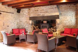 Manoir de Kerhuel de Quimper, Hotely  Plonéour-Lanvern - big - 36