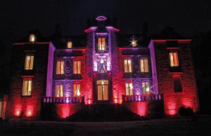 Manoir de Kerhuel de Quimper, Hotely  Plonéour-Lanvern - big - 46
