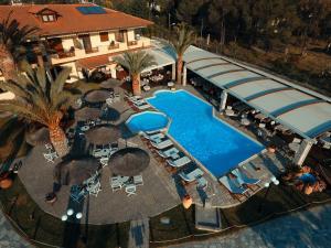 Vergos Hotel, Апарт-отели  Вурвуру - big - 42