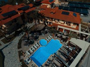 Vergos Hotel, Апарт-отели  Вурвуру - big - 33