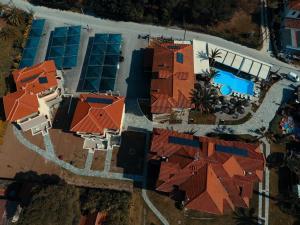 Vergos Hotel, Апарт-отели  Вурвуру - big - 29