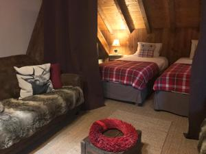 La Clé des Bois, Bed and breakfasts  Le Bourg-d'Oisans - big - 4